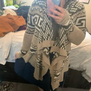 Abercrombie and Fitch cardigan M/L
